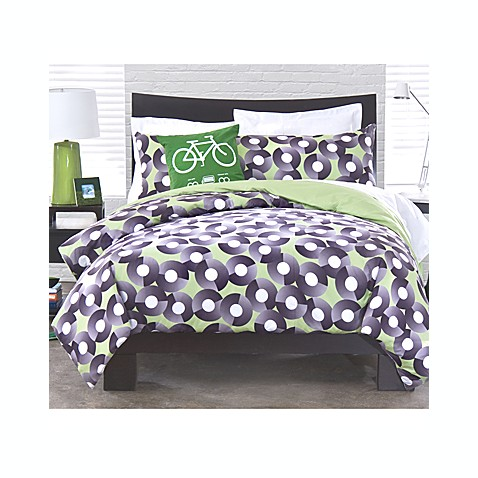 Threadless Discos Duvet Cover Collection