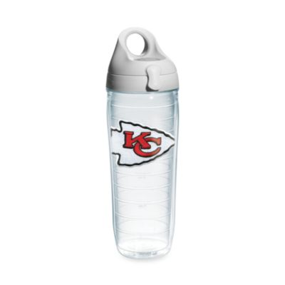 Kansas City Chiefs 24-Ounce Water Bottle