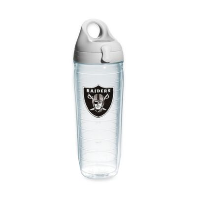 Oakland Raiders 24-Ounce Water Bottle