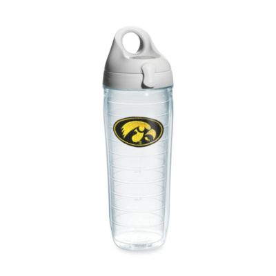 Tervis® University of Iowa Hawkeyes 24 oz. Water Bottle