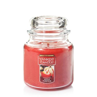 Yankee Candle® Housewarmer® Apple Pumpkin Medium Classic Candle Jar