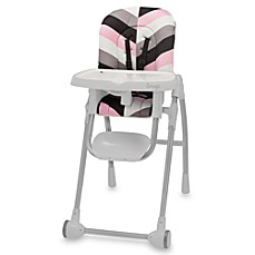 Snugli® High Chair Style Set in Pink Geo