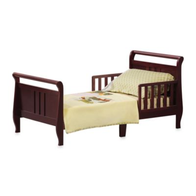 Delta Ruby Toddler Bed in Espresso