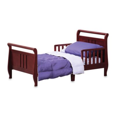 Delta Ruby Toddler Bed in Cherry