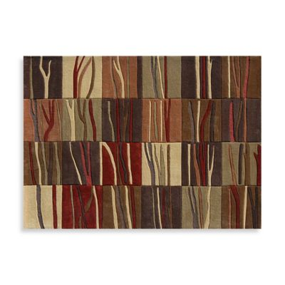 Loloi Rugs Grant Collection Decorative 2-Foot x 3-Foot Rug in Multicolor