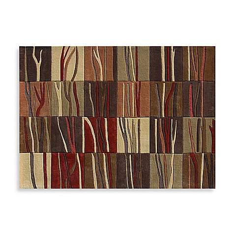 Loloi Rugs Grant Collection Decorative 3-Foot 6-Inch x 5-Foot 6-Inch Rug in Multicolor