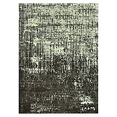 Loloi Rugs Viera Collection Contemporary Vintage Rug in Ivory/Brown