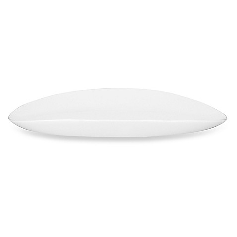 Donna Karan Lenox® Seven Easy Pieces White 16-Inch Oval Platter