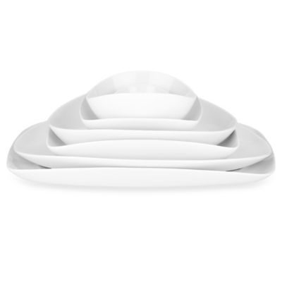 Donna Karan Lenox® Seven Easy Pieces White 7-Piece Set