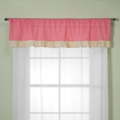 Go Mama Go Designs Wildthing Window Valance