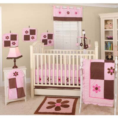 Brown Crib Bedding