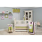 Pam Grace Creations Sophia's Garden 10-Piece Crib Bedding Set