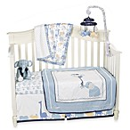 Petit Tresor Happy Animals Crib Bedding Collection