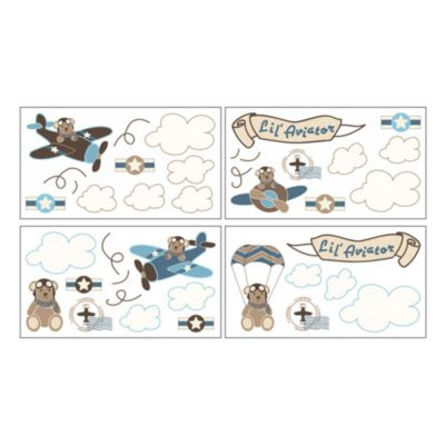 CoCaLo Baby® Lil' Aviator Decals