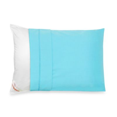Youth Pillow Case in Soft Blue