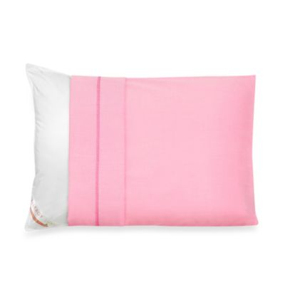 Soft Pink Pillow Case