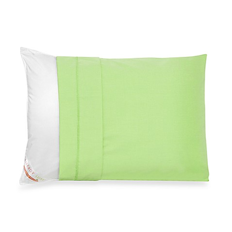 Youth Pillow Case in Sage Green