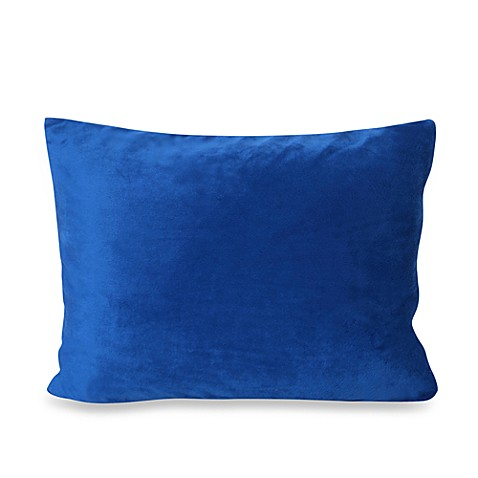 My First Memory Foam Youth Pillow in Blue
