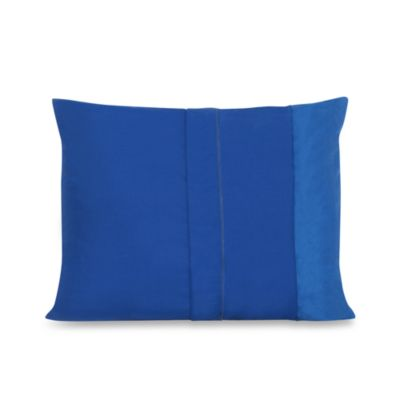 My First Memory Foam Youth Pillow Case in Blue