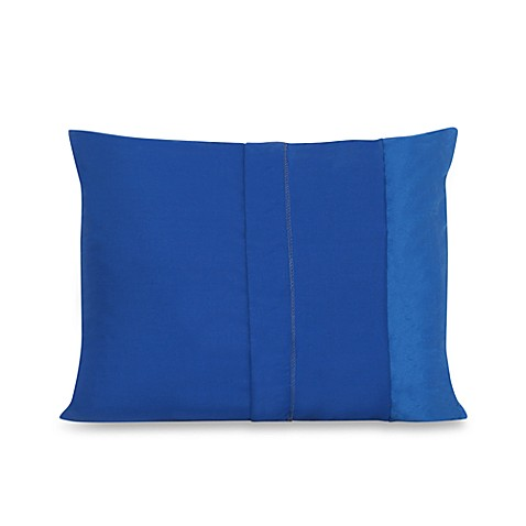 My First Memory Foam Youth Pillow Case In Blue Www