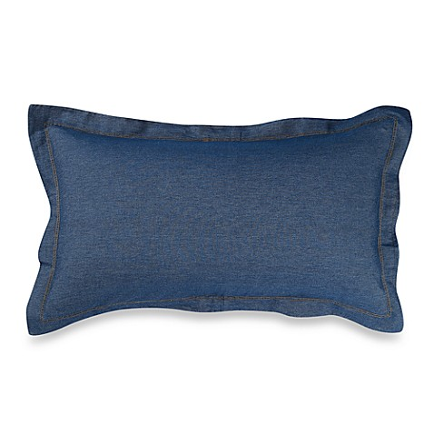 Denim King Pillow Sham