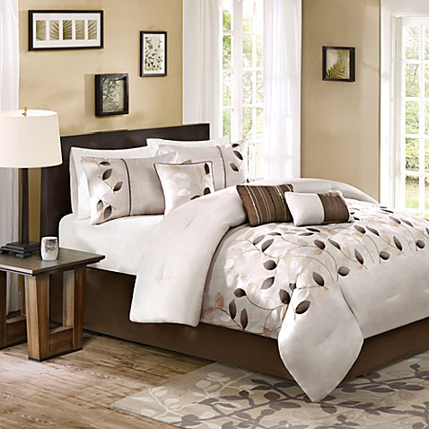 Kinney 7-Piece Bedding Set