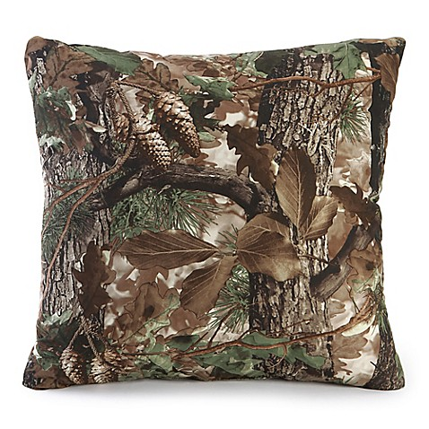 Tucker 18-Inch Square Throw Pillow