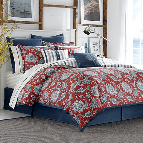 Nautica Tisbury California King Comforter Set Bed Bath Beyond