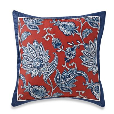 Nautica® Tisbury Print Square Toss Pillow