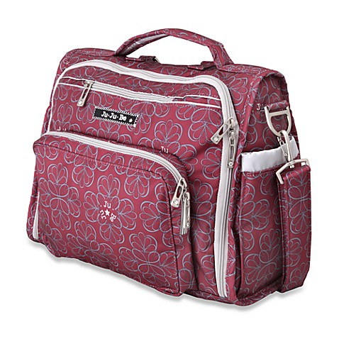 Ju-Ju-Be® B.F.F. Diaper Bag in Black Cherry Twirl