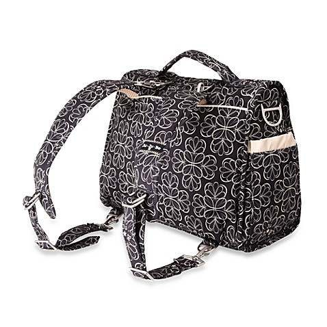 Ju-Ju-Be® B.F.F. Diaper Bag - Licorice Twirl