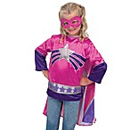 Melissa & Doug® Super Hero in e Role Play Costume Set