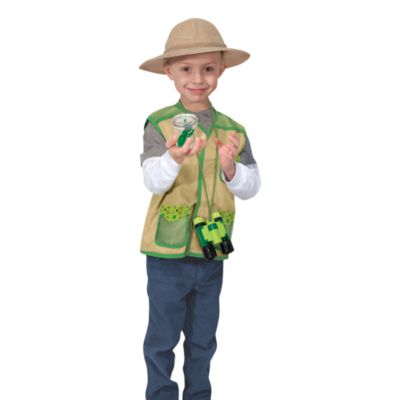 Melissa & Doug® Backyard Explorer Role Play Costume Set