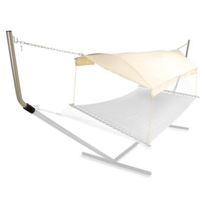 Pawleys Island Hammock Canopy in Taupe