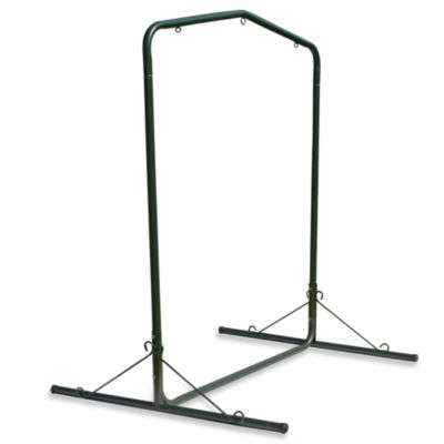 Hatteras Hammocks® Swing Stand in Green