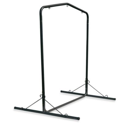 Hatteras Hammocks® Swing Stand in Black