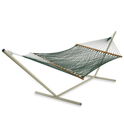 Pawleys Island Large Hammock in Green