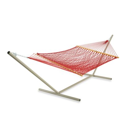 Pawleys Island Large Hammock in Garnet
