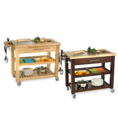 "Chris & Chris Pro Chef 40"" Kitchen Work Stations"
