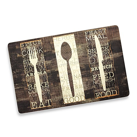 Mohawk Home Kitchen Utensil Comfort Floor Mat