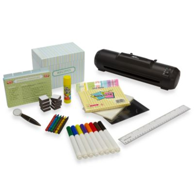 Create and Laminate 256-Piece Lamination Kit
