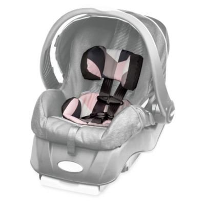 Snugli® Infant Car Seat Style Set - Pink Geo