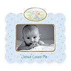 Precious Moments® Jesus Loves Me in Boy Frame