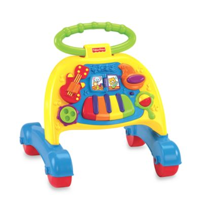Fisher-Price® Brilliant Basics™ Musical Activity Walker™ - from Fisher Price