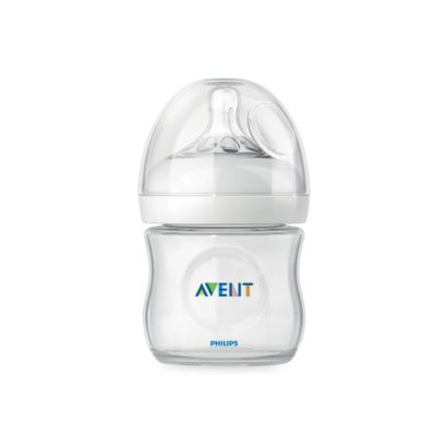 AVENT Natural 4-Ounce Bottle