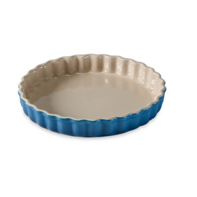 Le Creuset® 9 1/2-Inch Tart Dish in Marseille