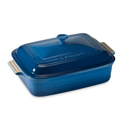 Le Creuset® 4 1/2-Quart Covered Rectangular Casserole in Marseille