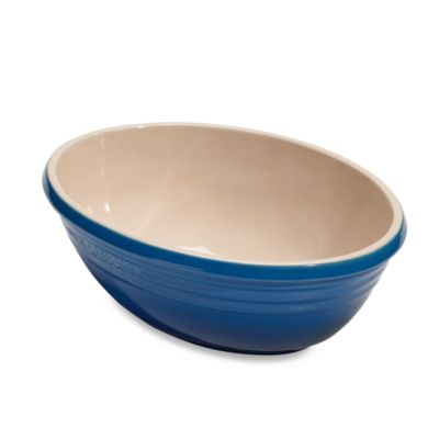 Le Creuset® Stoneware Oval Serving Bowl in Marseille