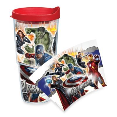 Tervis® Marvel® in The Avengers Wrap 24-Ounce Tumbler with Lid