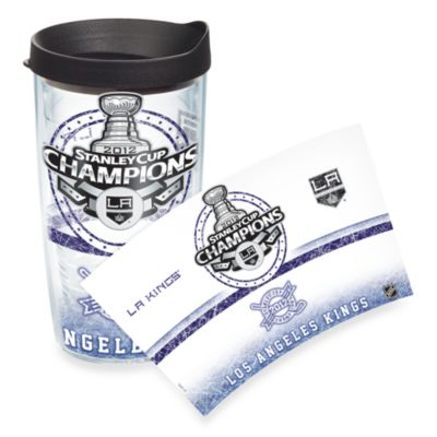 Tervis® Los Angeles Kings® 2012 Stanley Cup Champions Wrap 16-Ounce Tumbler with Lid